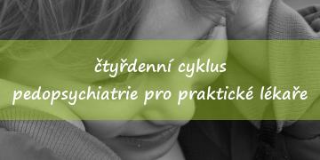 Pedopsychiatrie pro praktické lékaře